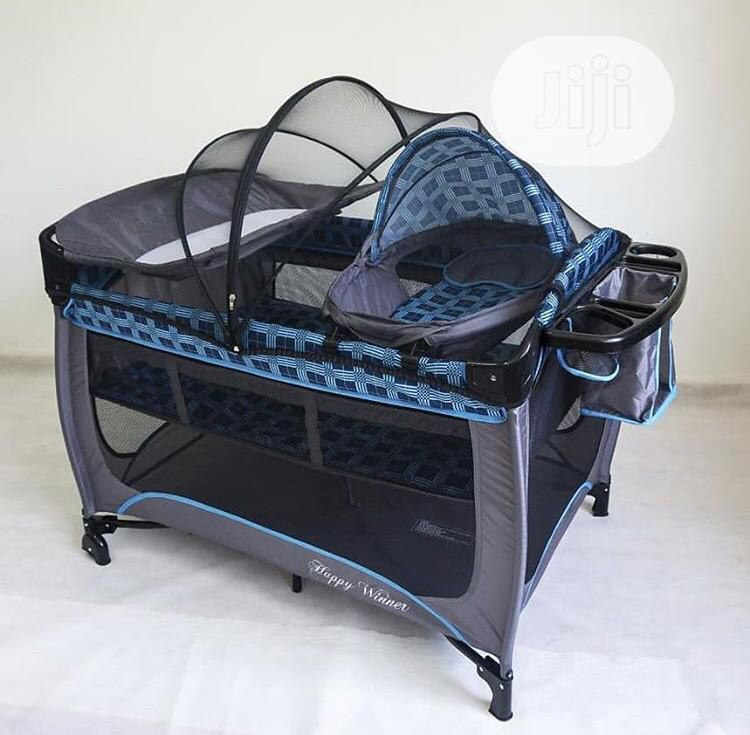 Portable Baby Crib | Children's Furniture for sale in Surulere, Lagos State, Nigeria