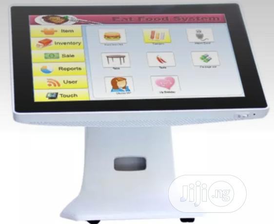 15 Inch Screen Touch Control POS Support Multi Language