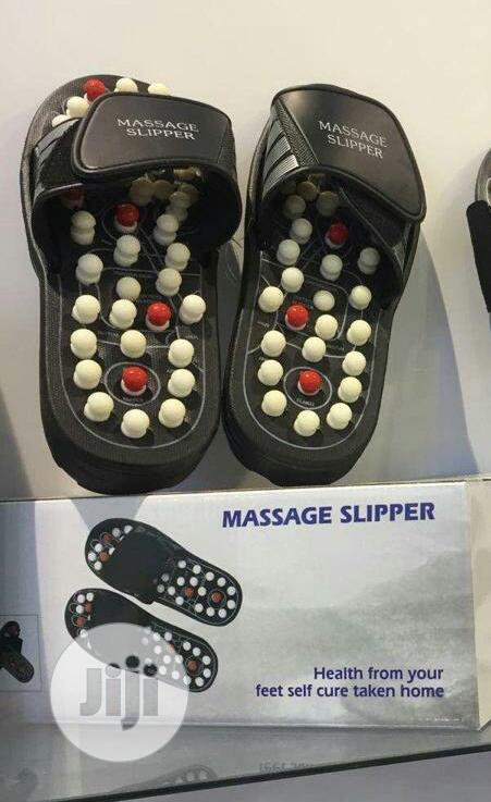 Manual Accupressure Massage Slippers