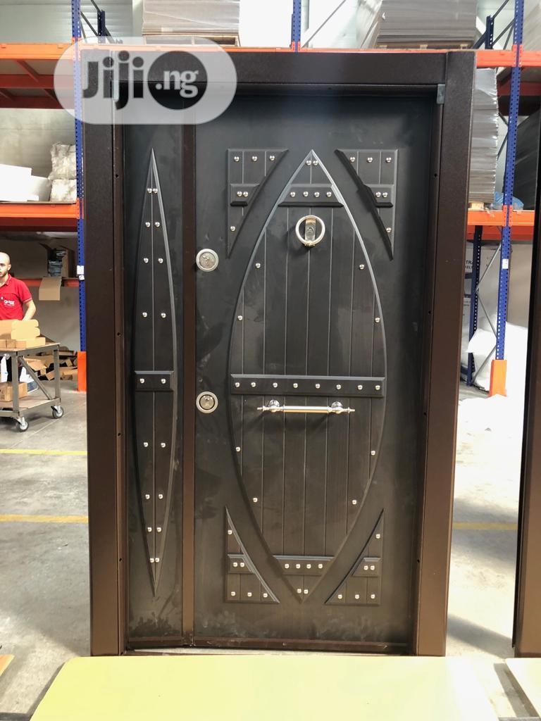 4ft Button Luxury Turkish Door