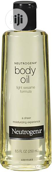 Neutrogena Body Oil   Bath & Body for sale in Lagos State