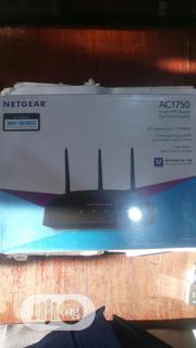 Netgear Ac1750 Smart Wifi Gb Dual Band Router(R6350) | Networking Products for sale in Lagos State, Ikeja
