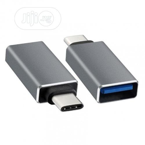 Usb 3.0 Type C Otg Cable Adapter Type-c Converter For All Type-c Phone