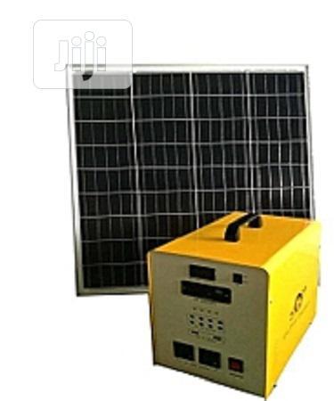 Archive: Salpha Solar Generator