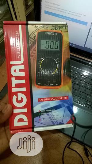 Digital Multimeter   Measuring & Layout Tools for sale in Lagos State, Ikeja