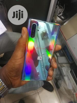 Samsung Galaxy Note 10 Plus 5G 256 GB Silver | Mobile Phones for sale in Lagos State, Ikeja