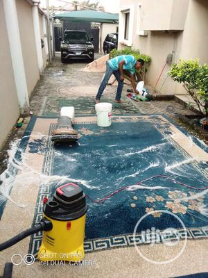 Upholstery And Rug Cleaning | Cleaning Services for sale in Lagos State, Magodo
