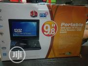 This Is Portable EVD With TV Player Card Reader/USB Game   Photo & Video Cameras for sale in Lagos State, Ikeja
