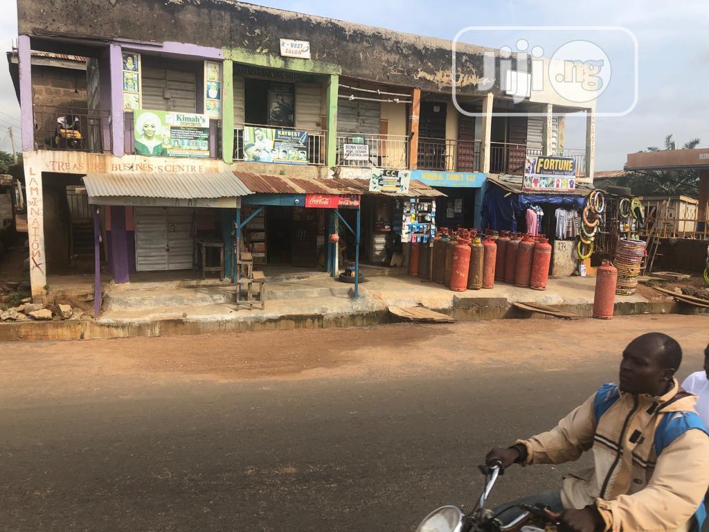 Archive: Twelve Units of Shops Building for Sale on Main Sango Road