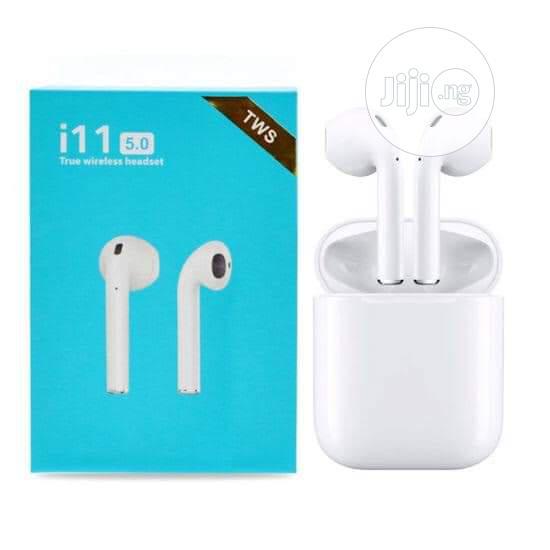 I11 Tws Wireless Earpod Soft Touch