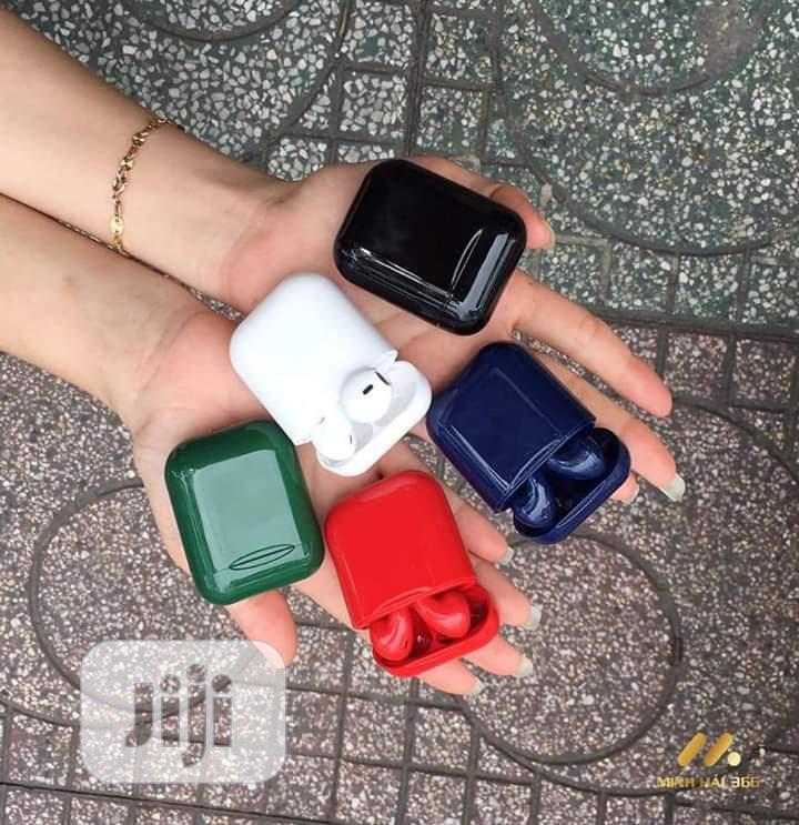 I11 Tws Wireless Earpod Soft Touch | Headphones for sale in Ikeja, Lagos State, Nigeria