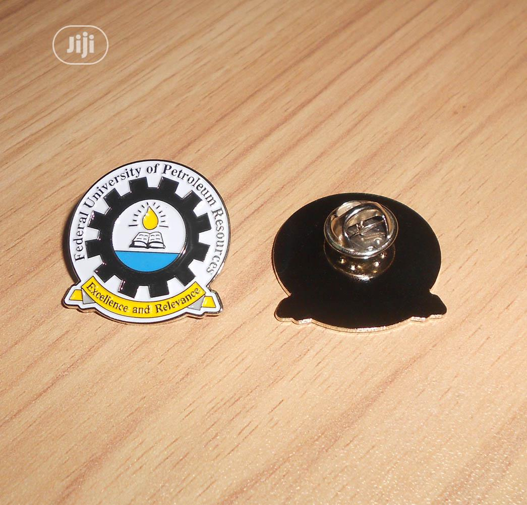 Lapel Pins And Key Holder