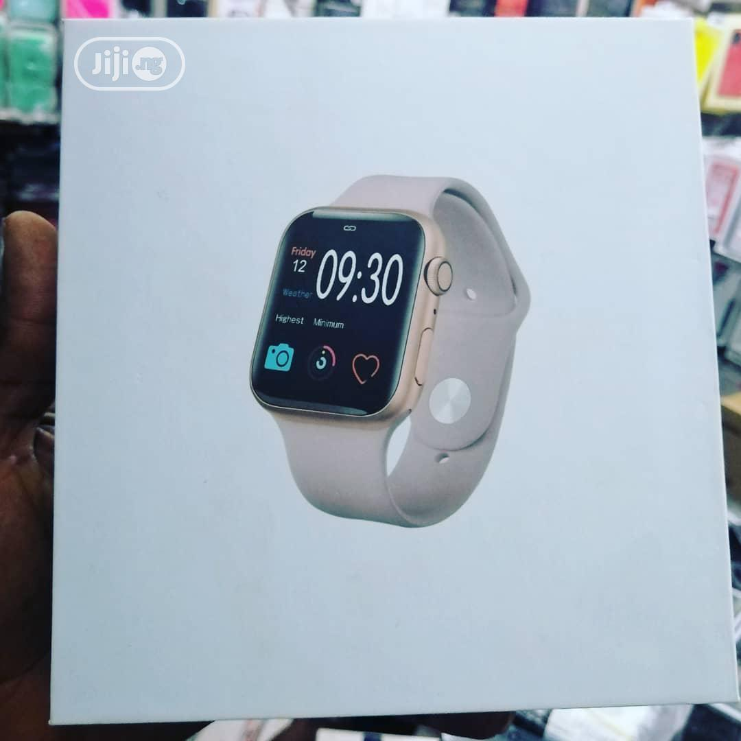 Apple Iwatch Series3 44mm (Cloned) | Smart Watches & Trackers for sale in Ikeja, Lagos State, Nigeria