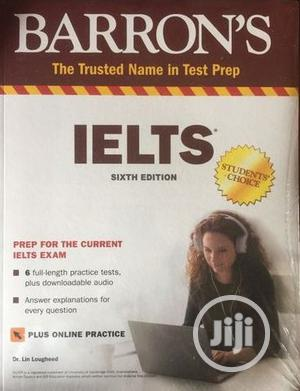 Barron's IELTS With MP3 CD, 6th Edition   Books & Games for sale in Lagos State, Oshodi
