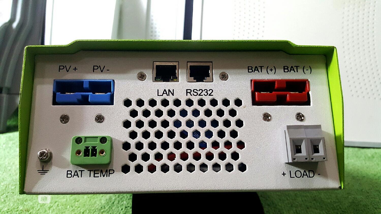 60A Powerplus Smart II MPPT Solar Controller