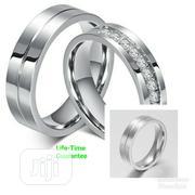 Titanium Steel Wedding/Engagement Ring Set | Wedding Wear for sale in Abuja (FCT) State, Dutse-Alhaji