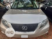 Lexus RX 2011 Gold | Cars for sale in Abuja (FCT) State, Garki 2