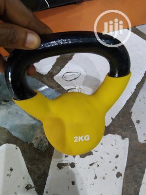 2kg Kettlebell | Sports Equipment for sale in Lagos State, Surulere