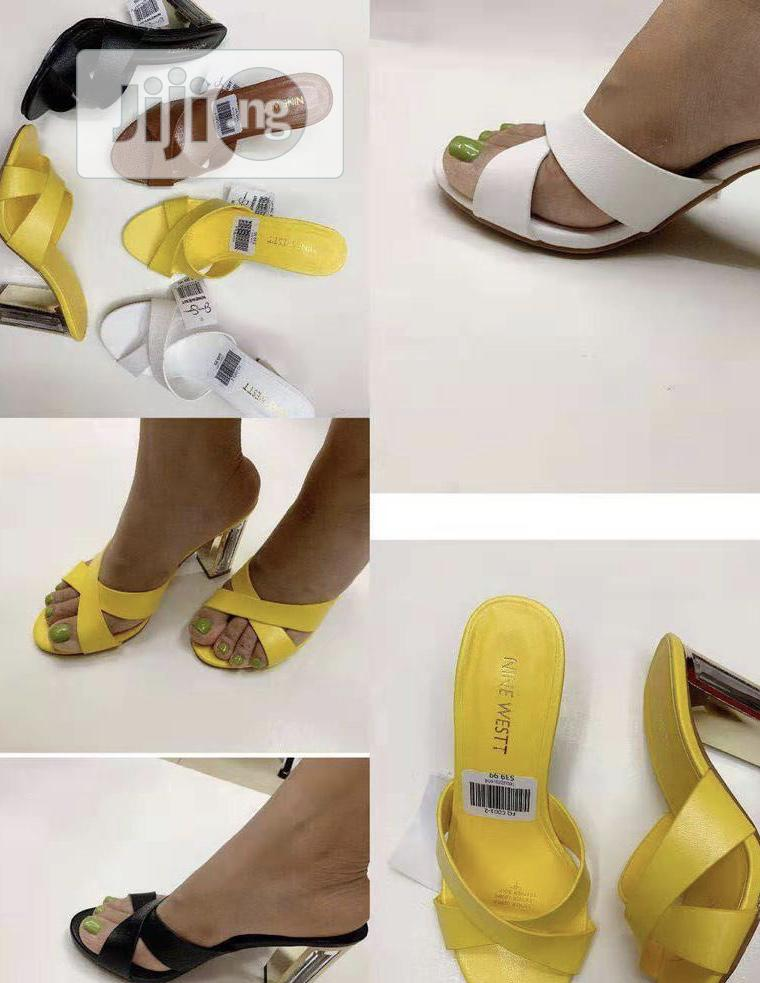 New West Slippers Heel | Shoes for sale in Lagos State, Nigeria