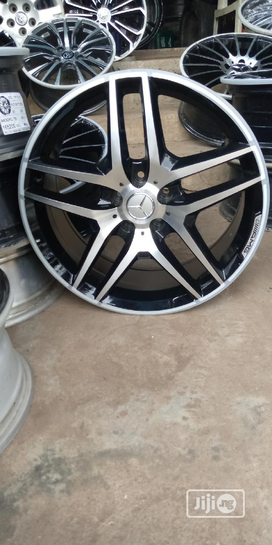 19 Rim For Mercedes Benz