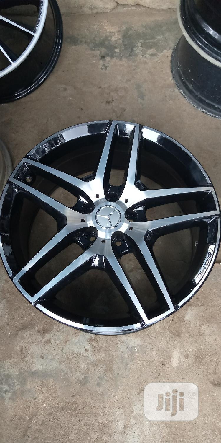 19 Rim For Mercedes Benz | Vehicle Parts & Accessories for sale in Gbagada, Lagos State, Nigeria
