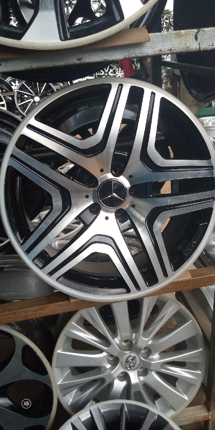 Archive: 19 Rim For Mercedes Benz