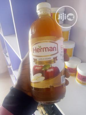 Organic Apple Cider Vinegar Is Available | Vitamins & Supplements for sale in Oyo State, Ibadan