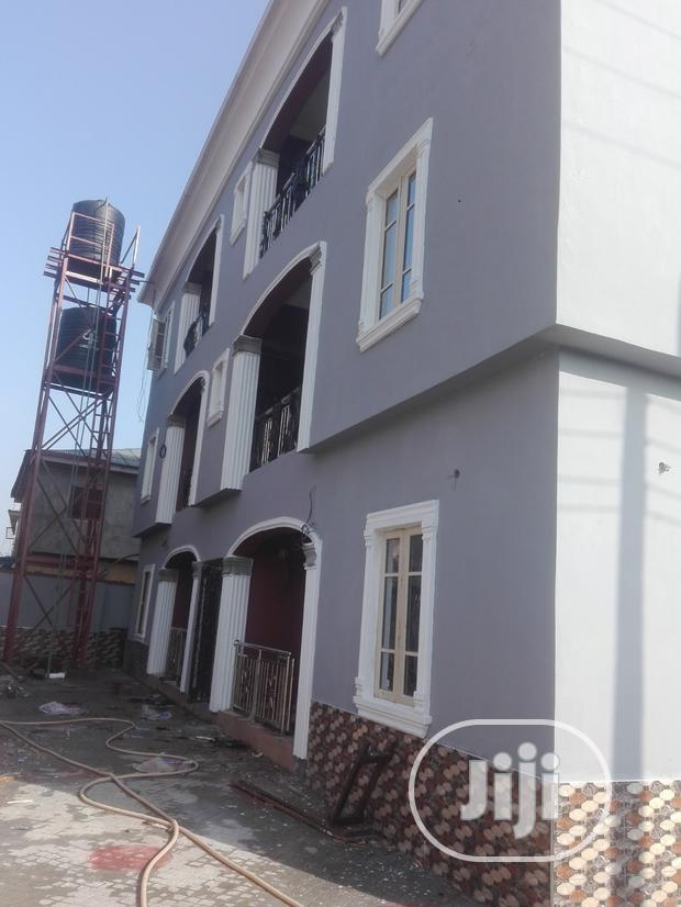 Archive: Newly Built Two(2) Bedroom Flat at New Oko Oba Agege for Rent.