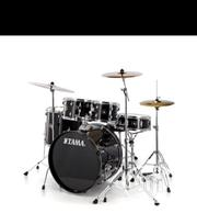 Tama Rhythm Mate Drum Sets (5 Piece) – BK Black | Musical Instruments & Gear for sale in Lagos State, Ojo
