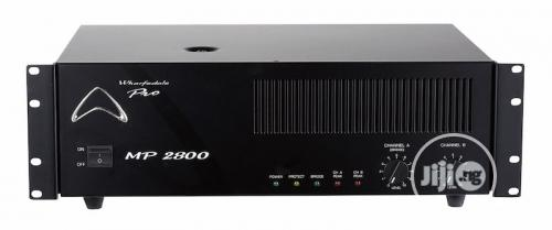 Wharfedale Power Amplifier Mp2800s | Audio & Music Equipment for sale in Lagos State, Nigeria