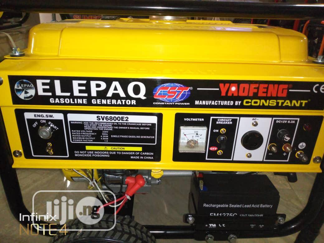 Elepac Generator 8kva