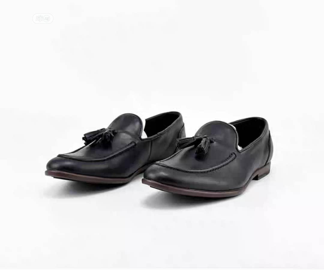 Jack \u0026 Jones Tassels Shoe ~ Black in