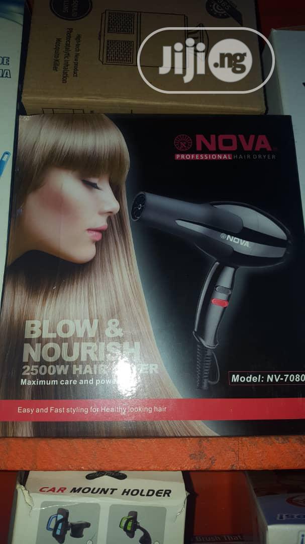 Nova Professional Hair Dryer