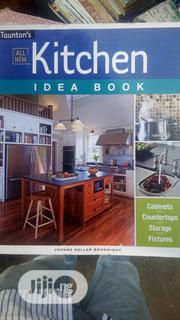 Kitchen Idea Book For Decoration   Books & Games for sale in Lagos State, Yaba