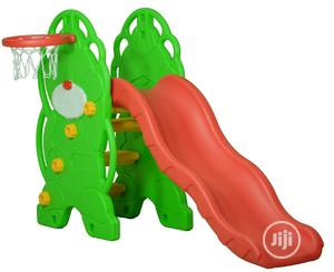 2 in 1 Bear Slide With Basketball Hoop   Toys for sale in Lagos State, Alimosho