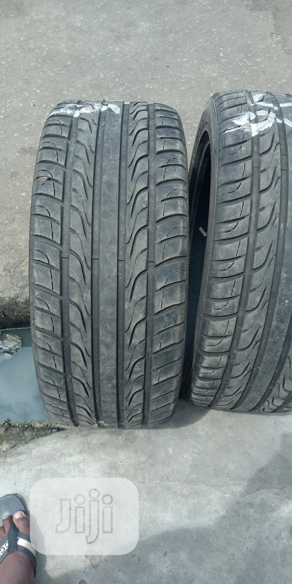 First Grade Belgium 🇧🇪 Tyre   Vehicle Parts & Accessories for sale in Port-Harcourt, Rivers State, Nigeria