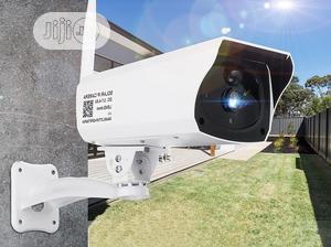 1080P HD Solar Powered Wifi Secu IP Camera Wireless Outdoor Waterproof | Security & Surveillance for sale in Oyo State, Ibadan