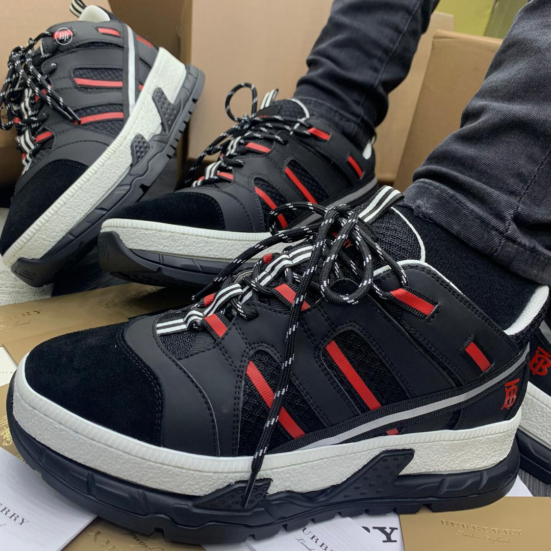 Buberry Fall Winter_19 Sneakers
