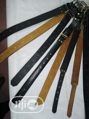 Dog Neck Collars (Leather And Polyester) | Pet's Accessories for sale in Ogun State, Abeokuta South