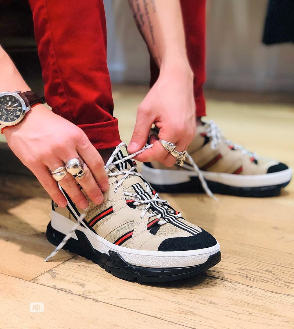 Buberry Fall Winter_19 Sneakers | Shoes for sale in Lagos Island, Lagos State, Nigeria