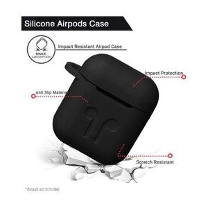 Silicone Case With Portable Hook For iPhone Earpod   Headphones for sale in Lagos State, Ikeja