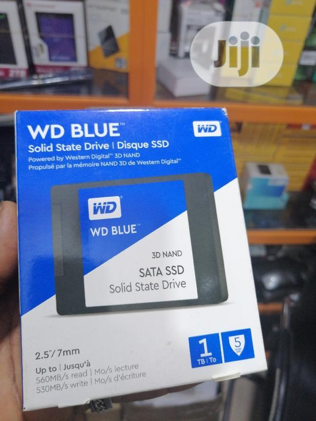 WD Blue Sata Ssd 1tb Internal