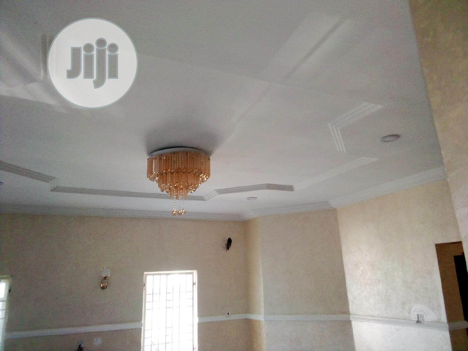 Brand New 5bedrooms Detached Duplex With A Room BQ Attached | Houses & Apartments For Sale for sale in Gwarinpa, Abuja (FCT) State, Nigeria