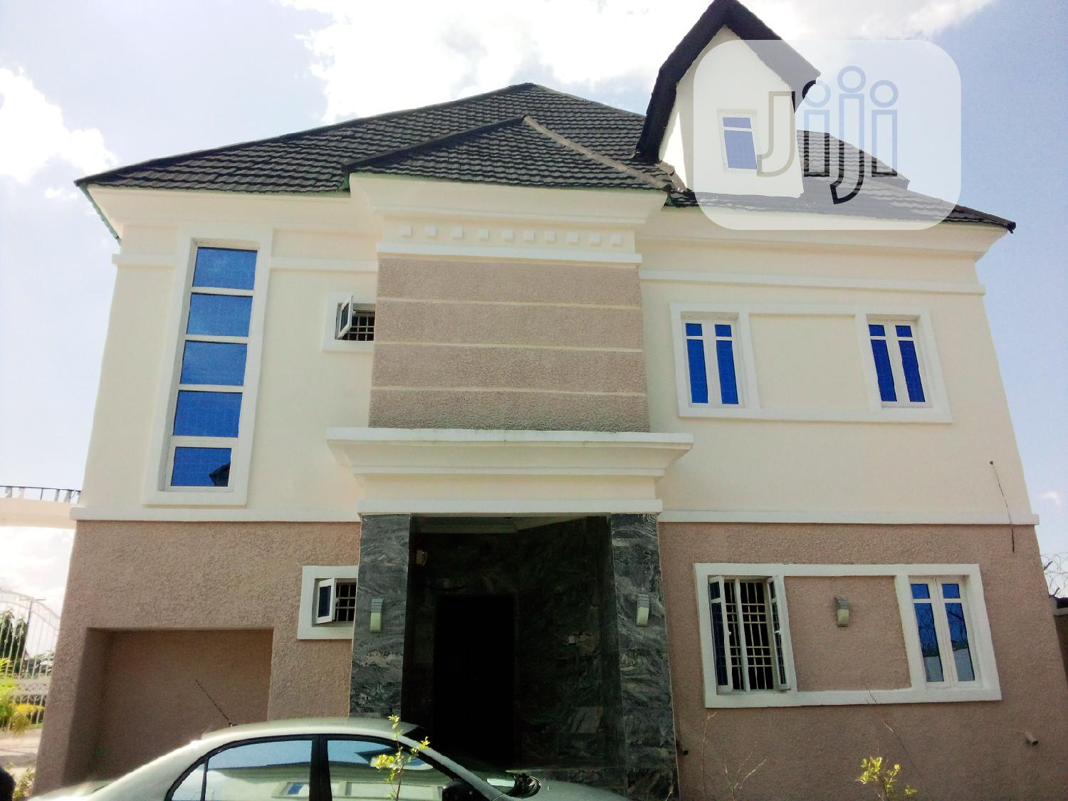 Brand New 5bedrooms Detached Duplex With A Room BQ Attached