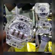 Hublot Fashion Wrist Watch | Watches for sale in Lagos State, Surulere
