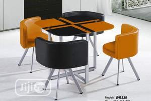 Quality Strong 4 Seater Glass Dinning Table | Furniture for sale in Lagos State, Badagry
