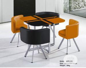 Quality Strong 4 Seater Glass Dinning Table   Furniture for sale in Cross River State, Calabar