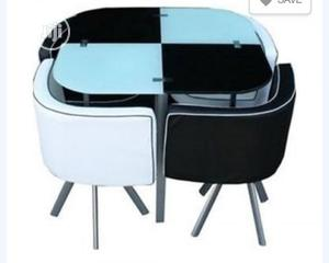 Quality Strong 4 Seater Glass Dinning Table   Furniture for sale in Anambra State, Awka