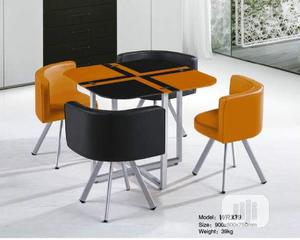 Quality Strong 4 Seater Glass Dinning Table   Furniture for sale in Anambra State, Onitsha