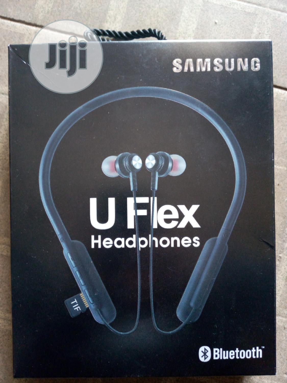 Samsung U Flex Headphones   Headphones for sale in Alimosho, Lagos State, Nigeria
